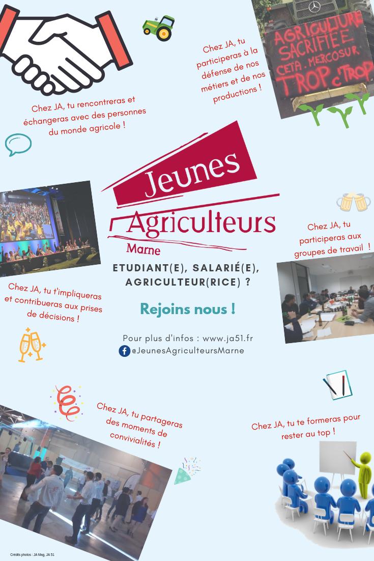 91a9222ebb8 Comment et pourquoi adhérer   - Jeunes Agriculteurs de la Marne